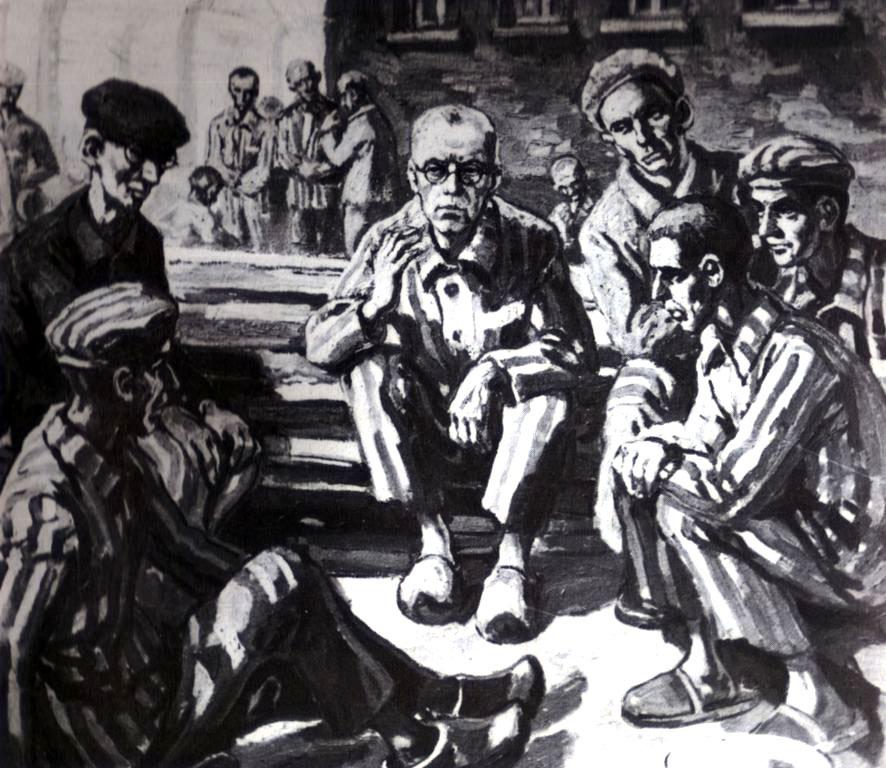 Kolbe u Auschwitzu