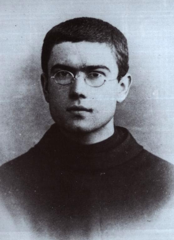 Sv. Maksimilijan - franjevac konventualac