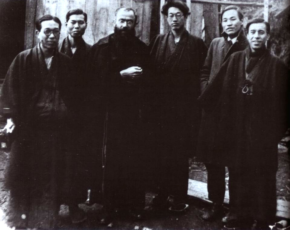 Sv. Maksimilijan u Japanu